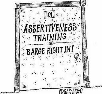 Wholehearted Recovery: Assertiveness Training